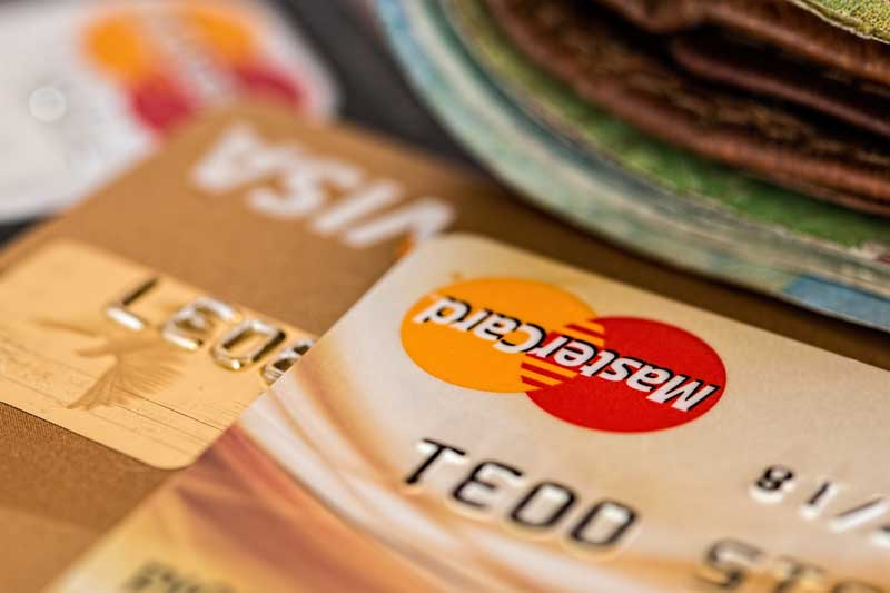 New Pay - Kreditkarte