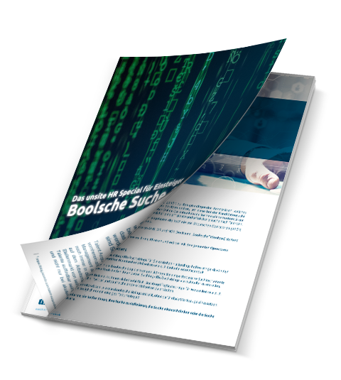 Boolesche Suche E-Book 1x1